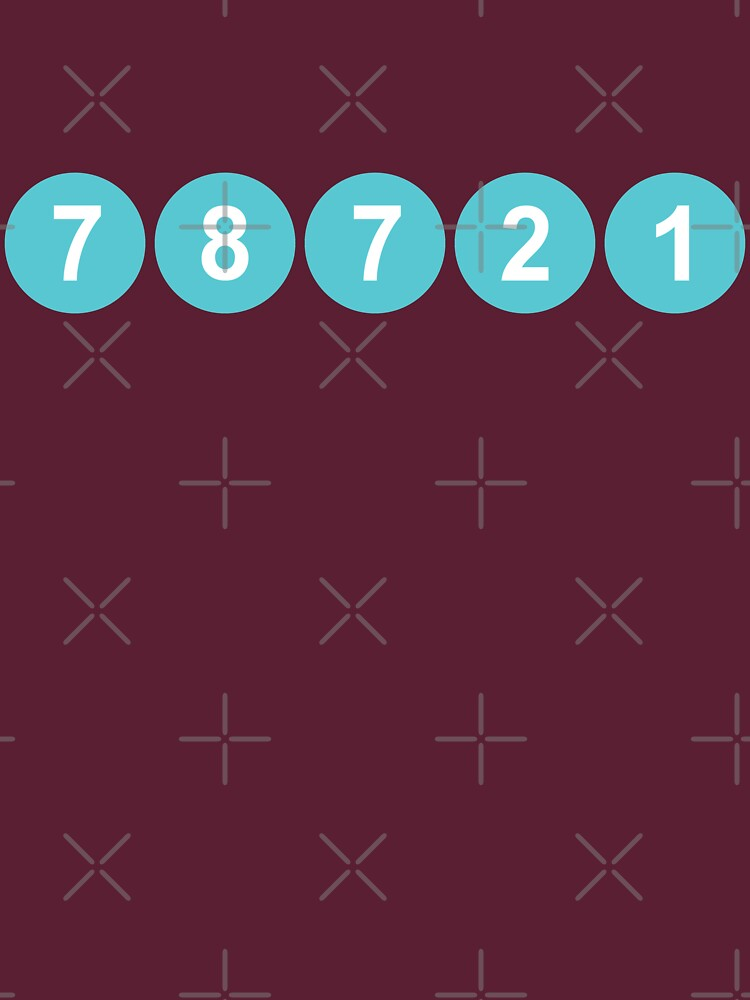 78721 Austin Zip Code by willpate