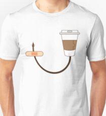 caffeine boost Unisex T-Shirt