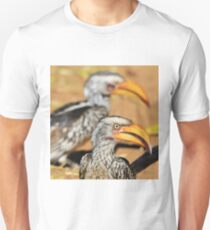 Yellow-billed Horn-bill - Beaks of Color and Life T-Shirt