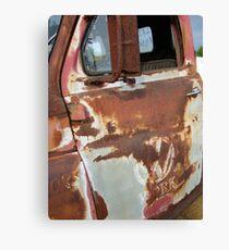 """""""Rusty"""" Canvas Print"""