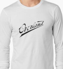 Classic Cars: Overland Automobile Long Sleeve T-Shirt