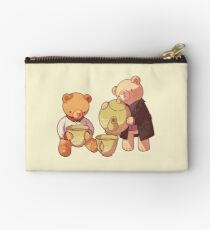 two two one teddybear Studio Pouch