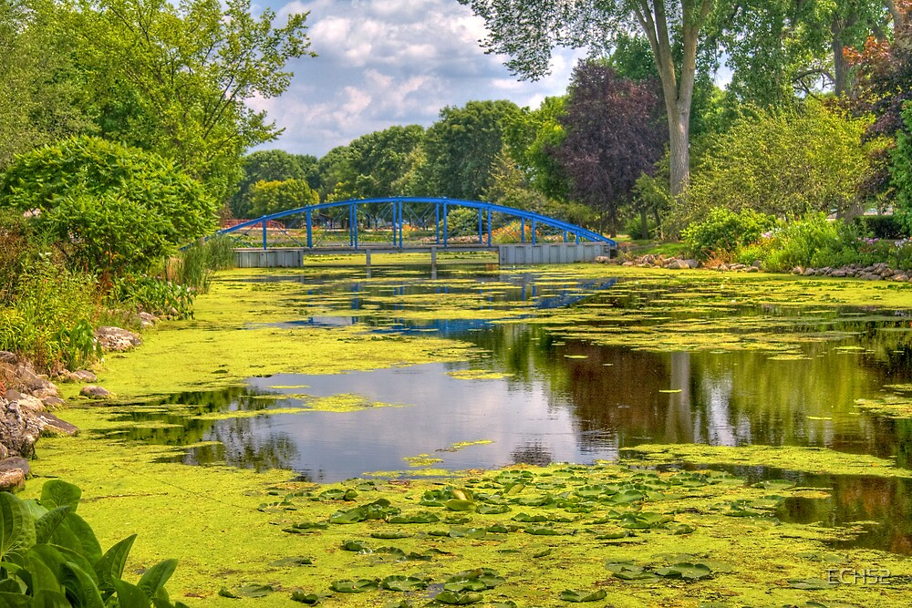 Lakeside Park Lagoon-2 by ECH52