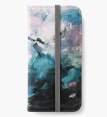Stimmungsumschwung iPhone Flip-Case/Hülle/Klebefolie
