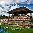 Bali Temple by Nathan Jermyn