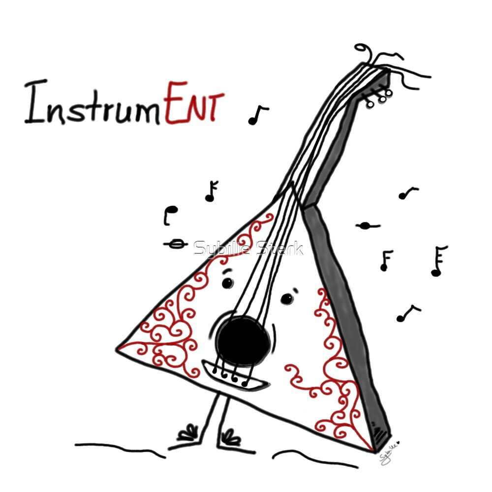 Instrum~ENT by Sybille Sterk