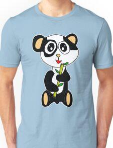 Petey Panda Unisex T-Shirt
