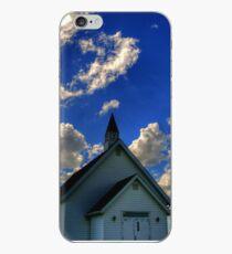 Church on the Prairies iPhone Case
