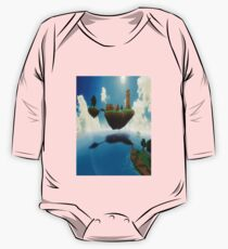 The World Of Minecraft One Piece - Long Sleeve