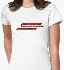 Austria Langsam Bitte Women's Fitted T-Shirt