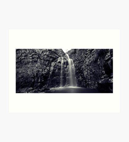 Morialta Falls Art Print