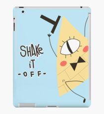Cute bill cipher iPad Case/Skin