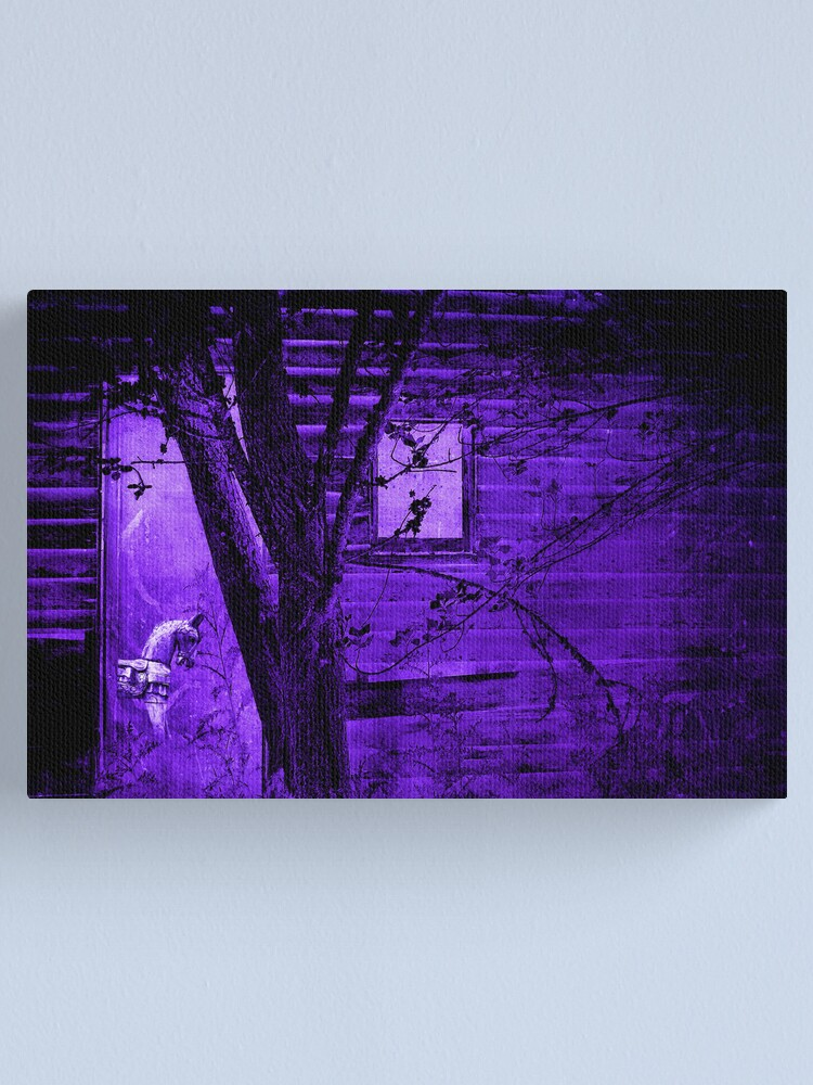 Alternate view of Abandoned Canvas Print