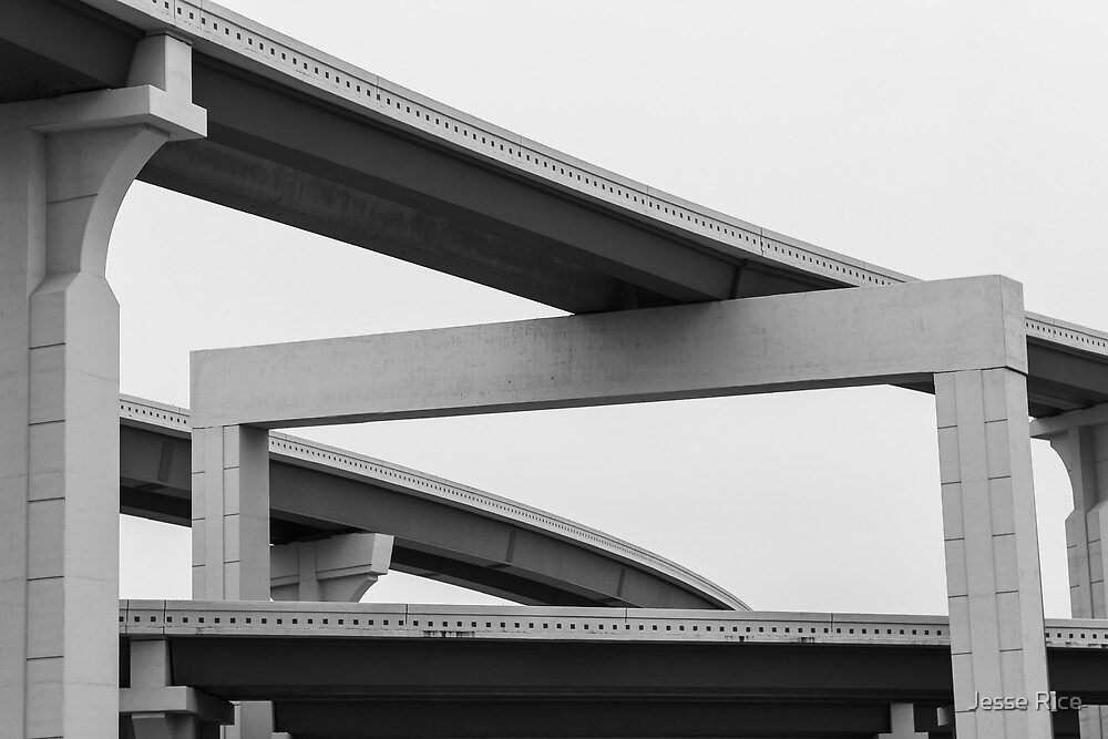 Overpass by Jesse Rice