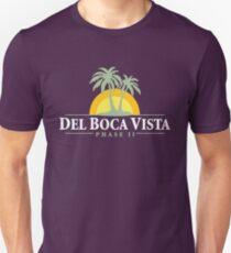 Del Boca Vista - Retirement Community Unisex T-Shirt