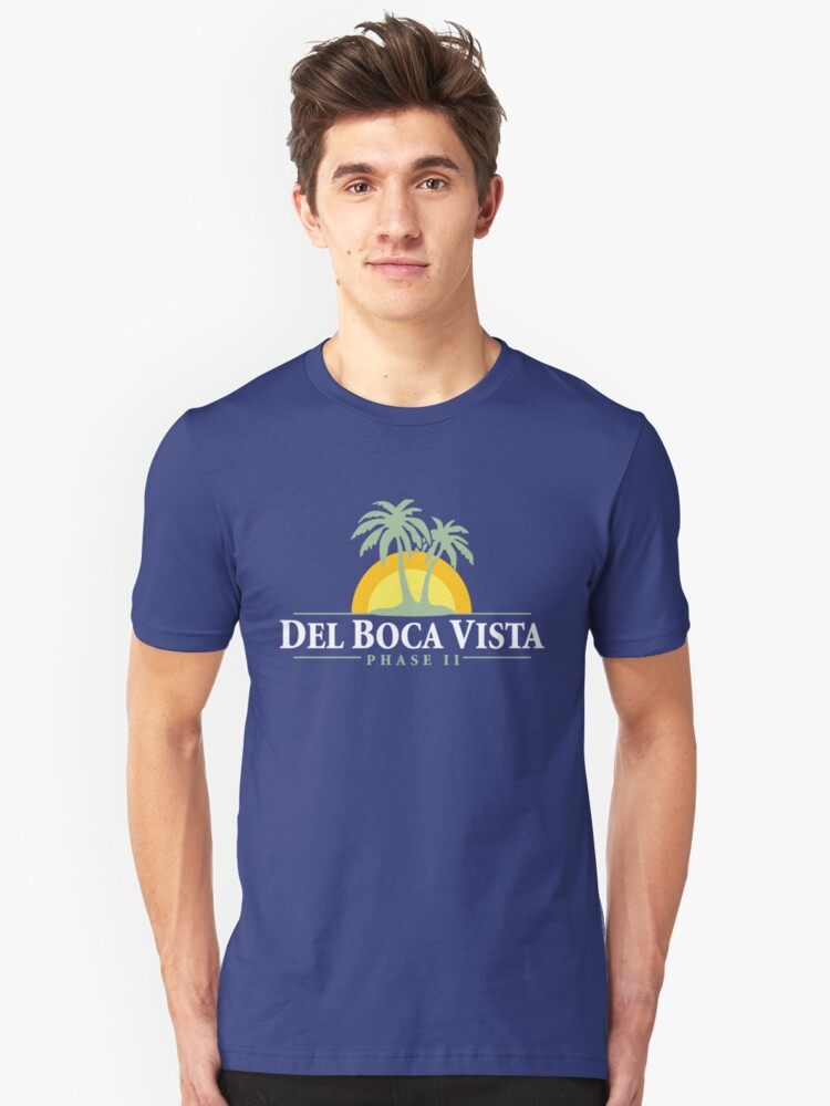 Del Boca Vista - Retirement Community by DetourShirts