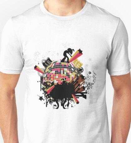world on my tee t-shirt T-Shirt
