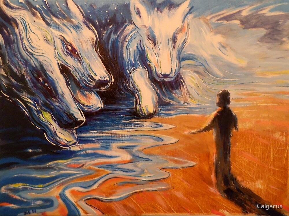 The Good Shepherd by Calgacus