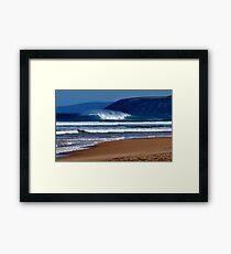 Surf's Up..... Framed Print