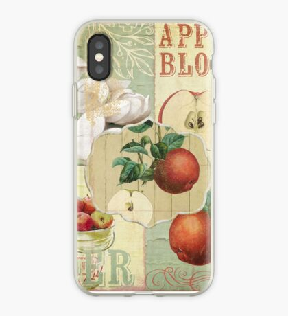 Apple Blossoms IV iPhone Case
