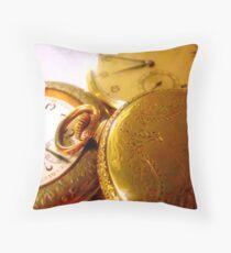 Golden Trio  ^ Throw Pillow