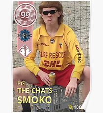 the chats Poster