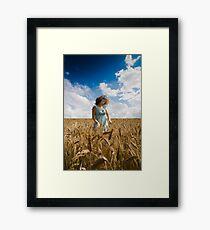 Liana Framed Print