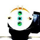socket, socket's holes and plug by gregorrogerg