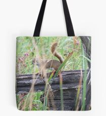 Does She See Me? Tote Bag
