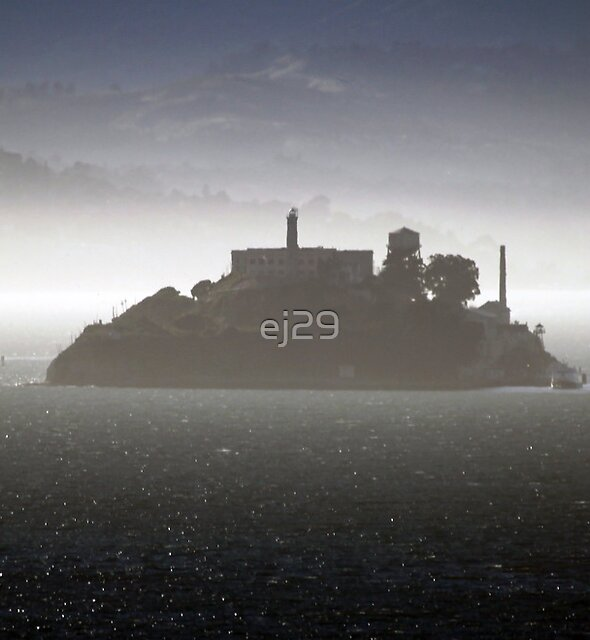 Spooky Alcatraz by ej29