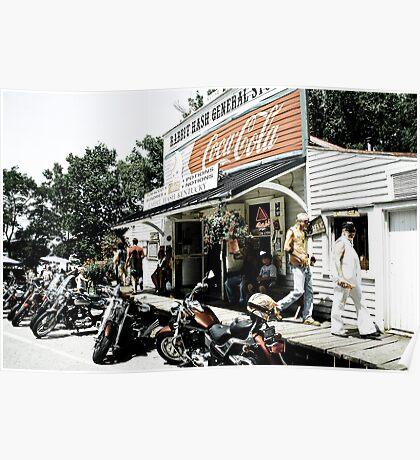 Biker Heaven Poster