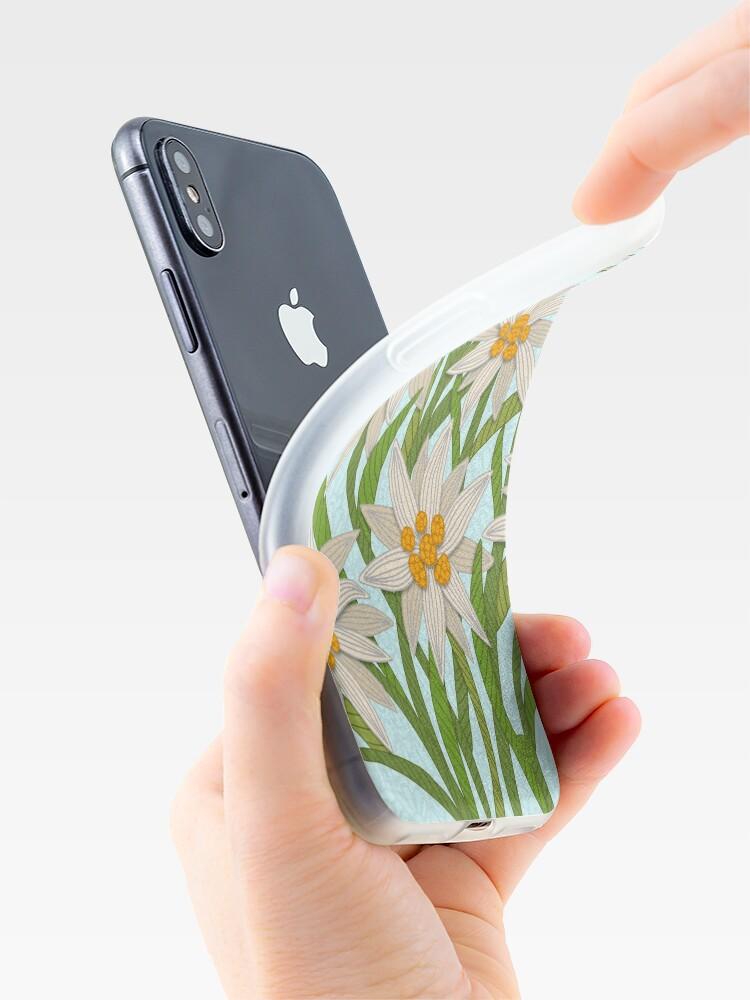 Alternative Ansicht von Edelweiß iPhone-Hüllen & Cover