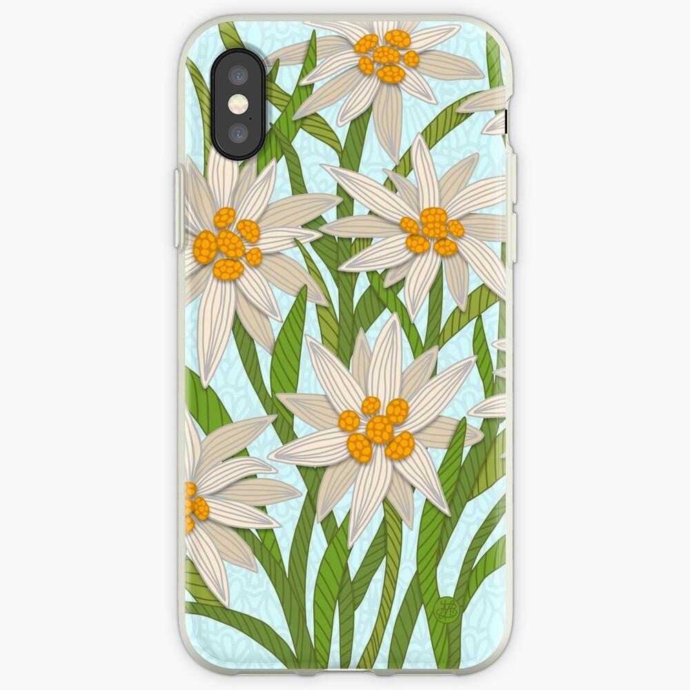 Edelweiß iPhone-Hüllen & Cover