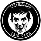 Collinsport Frid Club by HereticTees
