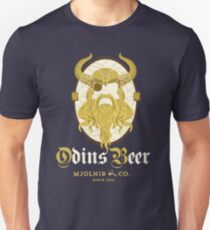Buy Odin's Beer Unisex T-Shirt