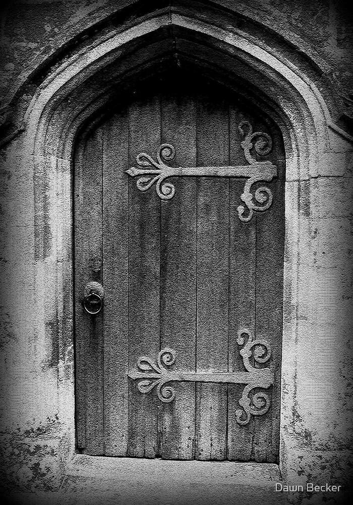 Enter ©  by Dawn Becker