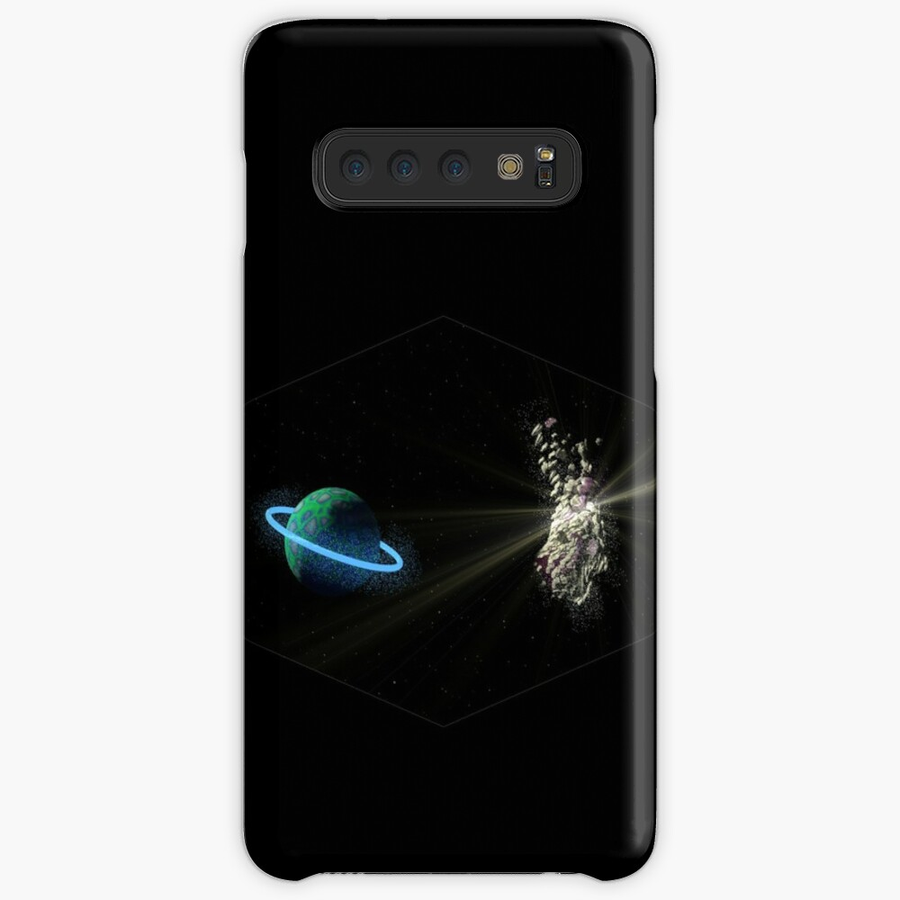 ASTEROID DAY 2. Cases & Skins for Samsung Galaxy