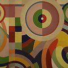 Sonia Circles ONE by BigFatArts