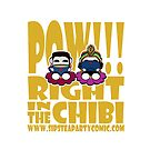 STPC: Pow!!! Right in the Chibi 2.0 by Carbon-Fibre Media