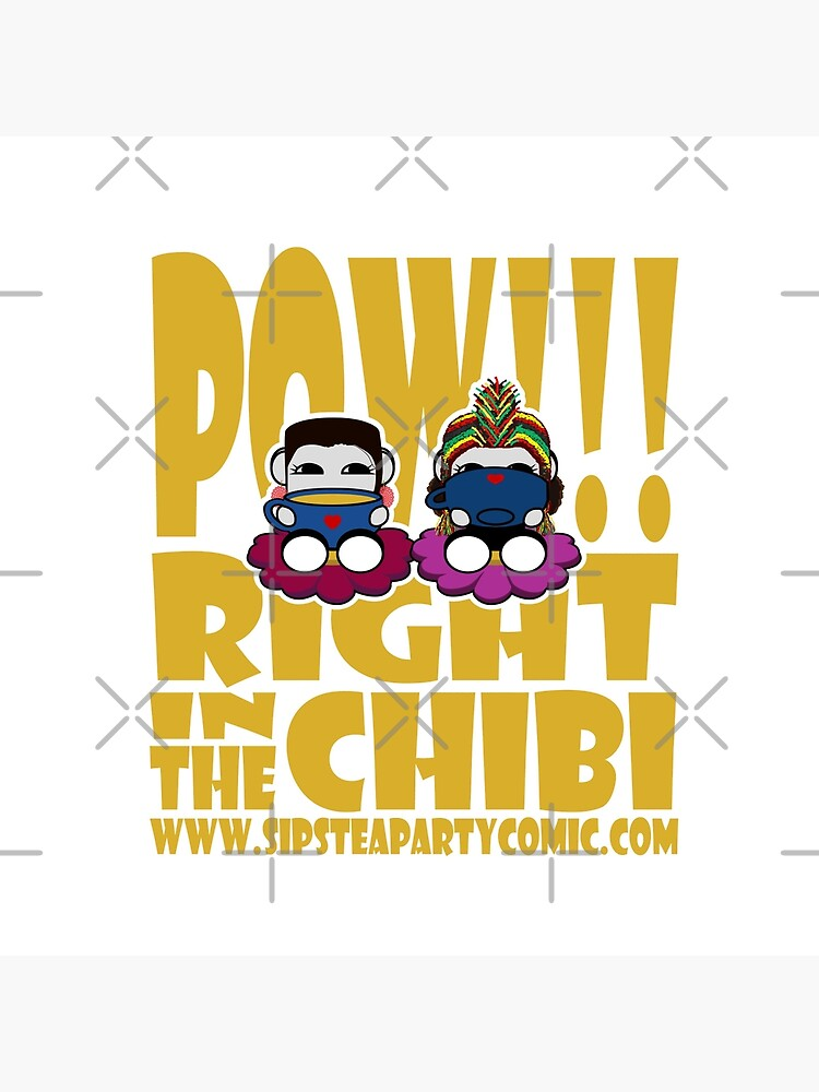 STPC: Pow!!! Right in the Chibi 2.0 by carbonfibreme