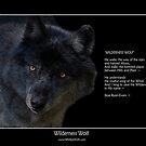 """Wilderness Wolf"" by Skye Ryan-Evans"