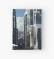 Singapore Waterfront Hardcover Journal
