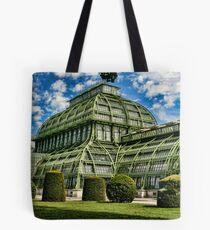 Tropical House in an Austrian Zoo Tote Bag