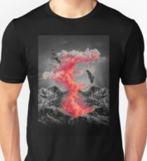 Burn Brighter In the Dark  Unisex T-Shirt