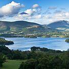 Derwentwater, Cumbria by Mark Howells-Mead