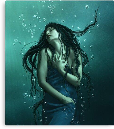 Deep Water by jadekart