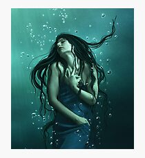 Deep Water Photographic Print