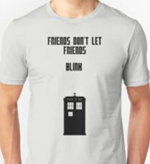 Friends Series - Doctor Who: Inverted T-Shirt