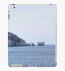 The Needles, Isle of Wight iPad Case/Skin