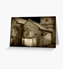 Gothic Church ©  Greeting Card